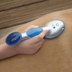 View Image 1 of Silver Tails Dual-Infrared Senior Dog Massager