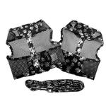 View Image 2 of Skull Cool Mesh Dog Harness by Doggie Design