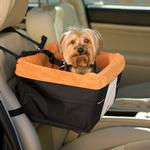 View Image 1 of Skybox Pet Booster Seat by Kurgo