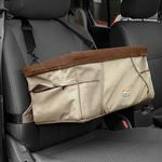 View Image 3 of Skybox Pet Booster Seat by Kurgo - Khaki