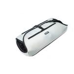 View Image 4 of Sleepypod Air Travel Pet Carrier Bed - Glacier Silver