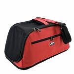View Image 1 of Sleepypod Air Travel Pet Carrier Bed - Strawberry Red