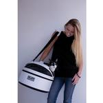View Image 3 of Sleepypod Mobile Pet Carrier Bed - Arctic White