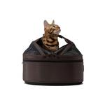 View Image 1 of Sleepypod Mobile Pet Carrier Bed - Dark Chocolate