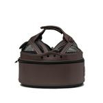 View Image 4 of Sleepypod Mobile Pet Carrier Bed - Dark Chocolate