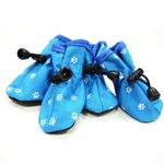 Slip-On Paws Dog Booties by Dogo - Blue
