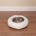 View Image 1 of Slumber Pet Cozy Kitty Bed - Berber
