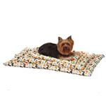 View Image 1 of Slumber Pet Dino Dog Canvas Crate Mat