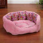 View Image 4 of Slumber Pet Spring Garden Nesting Dog Bed