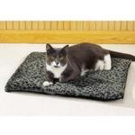 View Image 1 of Slumber Pet Thermal Cat Mat Cat Bed - Gray