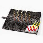 View Image 2 of Slumber Pet Thermal Cat Mat - Gray Leopard