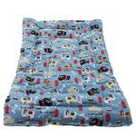 View Image 1 of Slumber Pet Toughdog Canvas Dog Mat