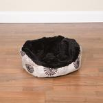 View Image 1 of Slumber Pet Uptown Lounger - Spirals