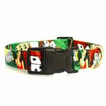 View Image 3 of Smokin Aces Dog Collar - Poker