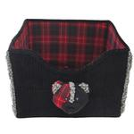 View Image 1 of Snuggie Bear Pet Toy Box by HuggleHounds