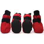 View Image 1 of Soft Paw Protectors - Red
