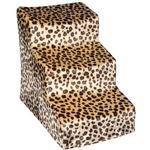 View Image 2 of Soft Step Pet Stairs - Jaguar