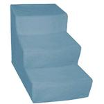 View Image 2 of Soft Step Pet Stairs - Slate Blue