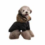 View Image 4 of Soothing Dog Coat by Puppia - Black