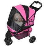 View Image 1 of Special Edition Pet Stroller - Raspberry