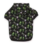 View Image 1 of Special Ops Dog Hoodie by Zack & Zoey - Black