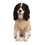 View Image 3 of Spice Dog Sweater by Puppia - Beige