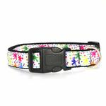 View Image 2 of Splatter Paint Dog Collar