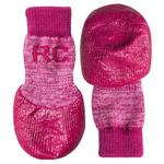 View Image 1 of Sport PAWks Dog Socks - Pink Heather