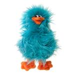 View Image 1 of Spring Chicken Dog Toy - Turquoise