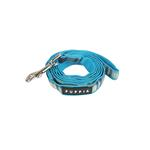 View Image 1 of Spring Dog Leash by Puppia - Sky Blue
