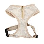 Spring Gala Dog Harness by Puppia - Beige