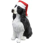 View Image 1 of Springer Spaniel Christmas Ornament