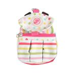 View Image 1 of Sprinkles Backpack for Dogs by Pinkaholic - Pink