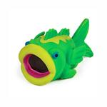 View Image 1 of Squeeze Meeze Bass Dog Toy