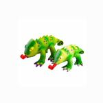 View Image 1 of Squeeze Meeze Chameleon Dog Toy