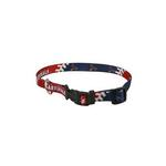 View Image 1 of St. Louis Cardinals Baseball Printed Dog Collar