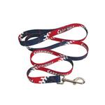 View Image 1 of St. Louis Cardinals Baseball Printed Dog Leash