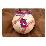 View Image 2 of St. Louis Cardinals Pet Bowl Mat