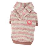 View Image 5 of Stanza Dog Sweater by Pinkaholic - Pink