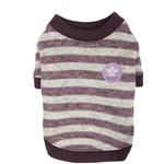 View Image 4 of Stanza Dog Sweater by Pinkaholic - Purple