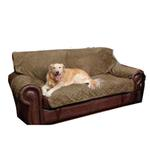 View Image 3 of Sta-Put Pet Full Fit Furniture Protector by Solvit - Moss