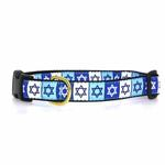 Star of David Dog Collar by Up Country