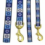 View Image 2 of Star of David Dog Leash by Up Country