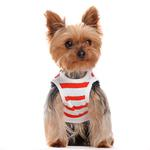 View Image 3 of Star Spangled Dog Dress by Dogo
