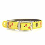 View Image 2 of Sun Spot Daisy Daze Dog Collar