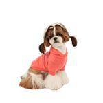 View Image 3 of Sunny Day Dog Hoodie by Pinkaholic - Orange