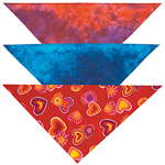 View Image 3 of Super Fun Dog Bandanas