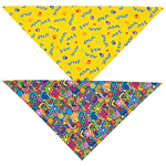 View Image 2 of Super Fun Dog Bandanas