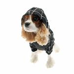 View Image 4 of Superhero Dog Costume - Black Spider Dog