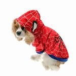 View Image 3 of Superhero Dog Costume - Red Spider Dog